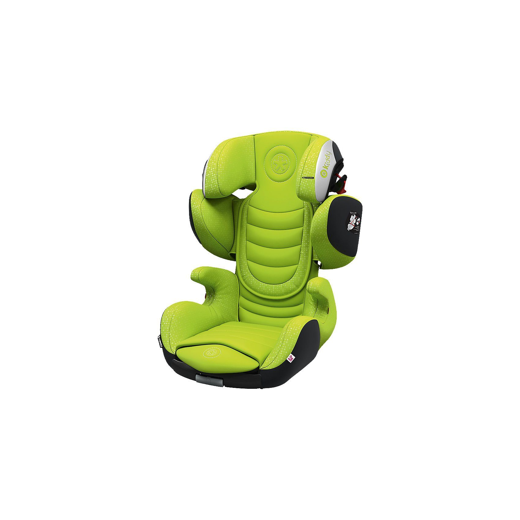 Kiddy Auto-Kindersitz Cruiserfix 3, lime green, 2017