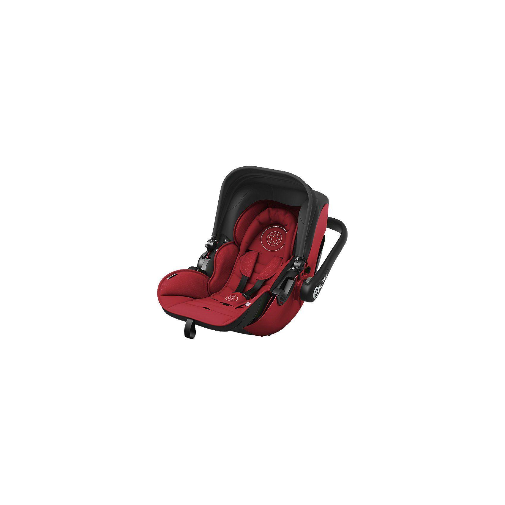 kiddy Babyschale Evolution Pro 2, ruby red, 2018