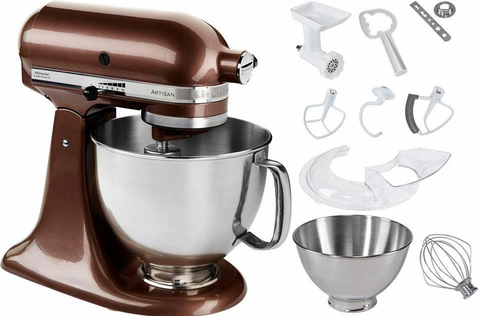 KitchenAid® Küchenmaschine 5KSM175PSEAP Artisan, inkl Sonderzubehör im Wert von ca. 214,-€