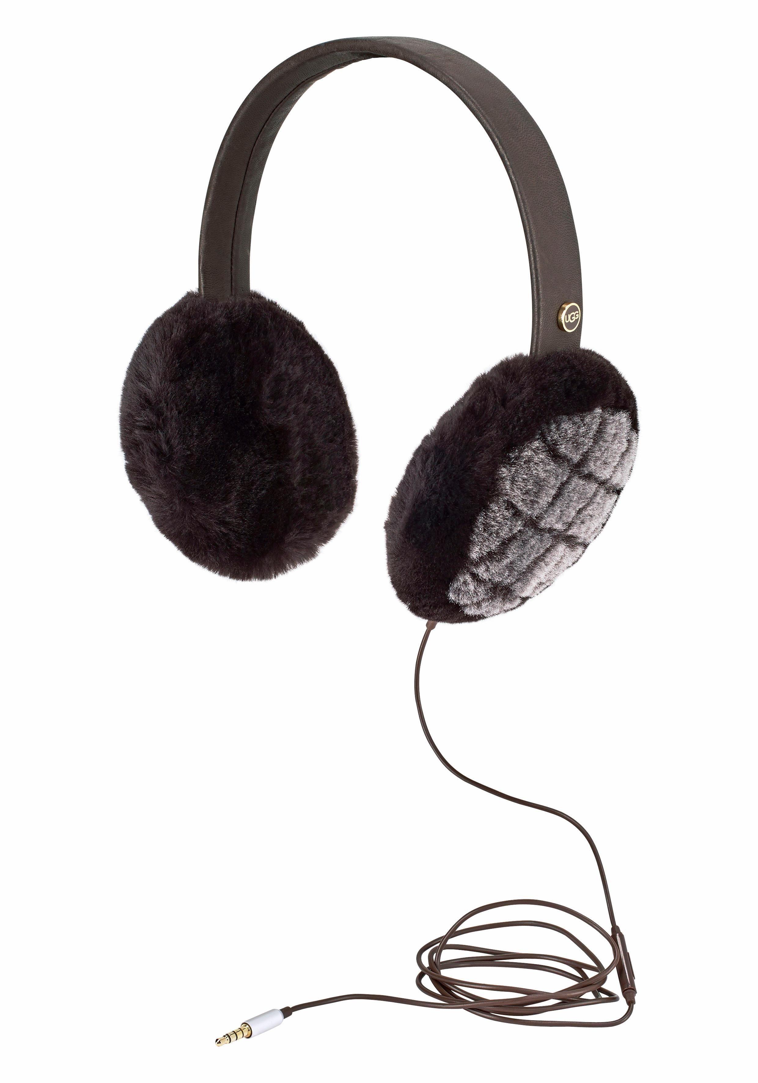 UGG Ohrenwärmer mit integrierten Kopfhörern