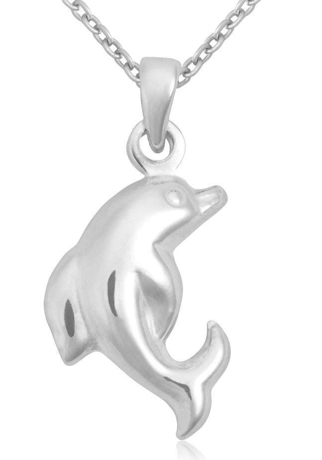 Firetti Kette mit Anhänger »Delfin« in Silber 925