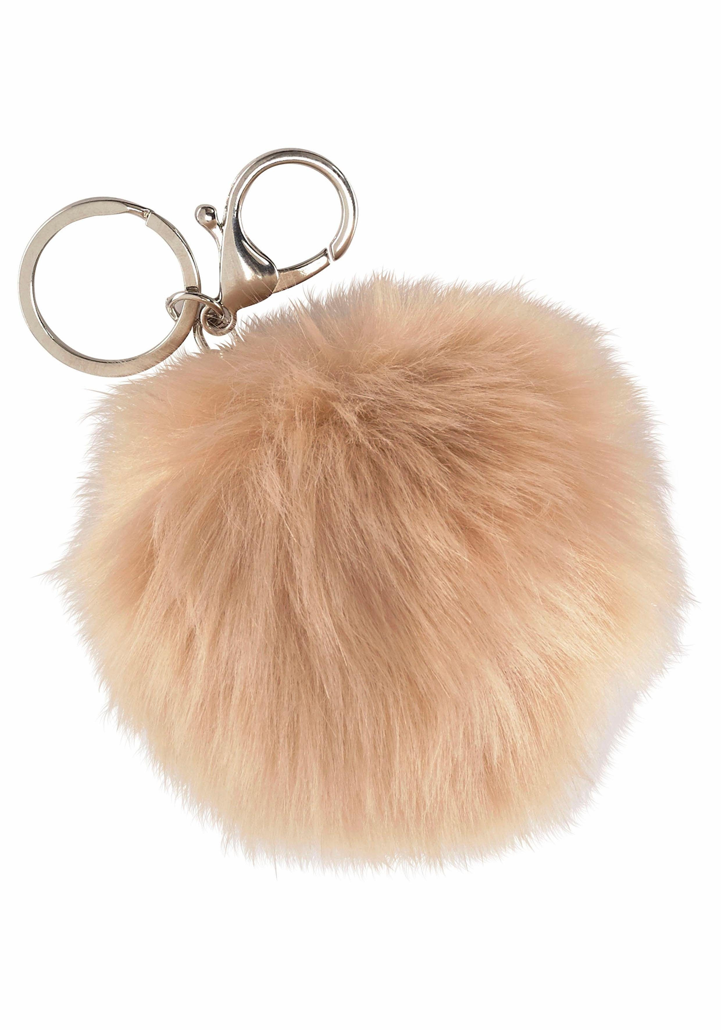 J. Jayz Schlüsselanhänger Fake Fur