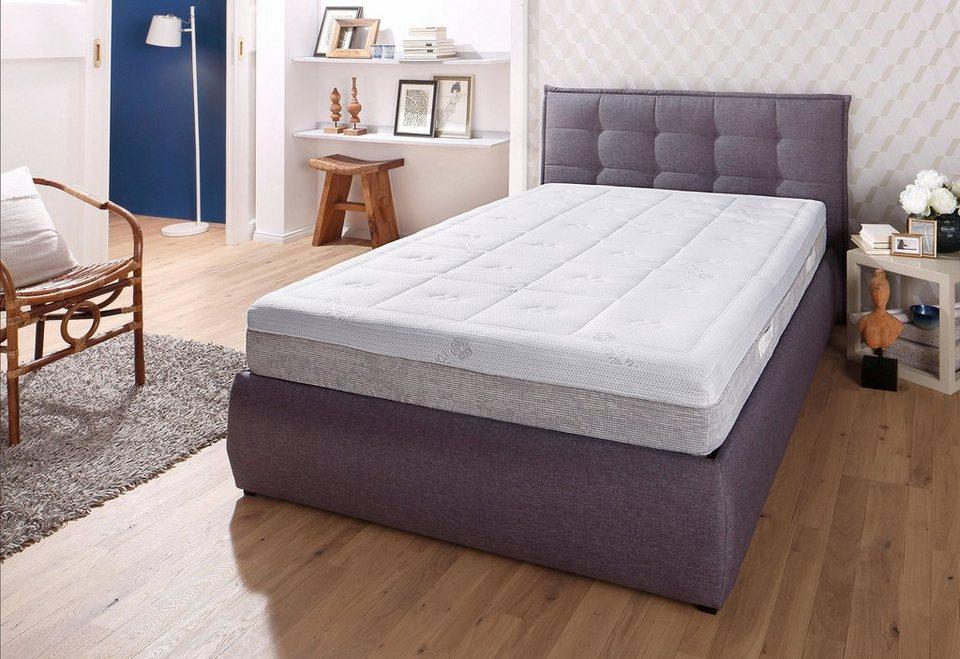 Komfortschaummatratze Mark My Home 21 Cm Hoch Raumgewicht 35 1 Tlg Online Kaufen Otto