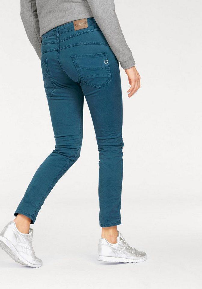 please jeans boyfriend hose p78 mit herzf rmigem. Black Bedroom Furniture Sets. Home Design Ideas