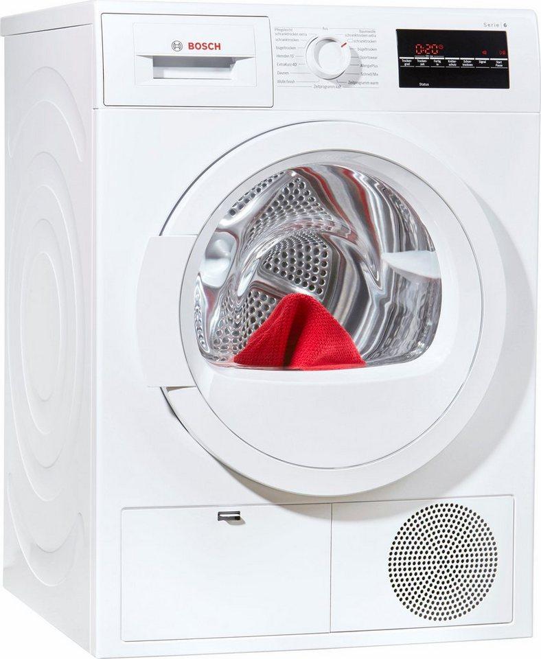 BOSCH Trockner Serie 6 WTG86400, 8 Kg Design Inspirations