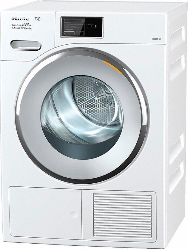 MIELE Trockner TMV843 WP SFinish&Eco XL Tronic Wifi, A+++, 9 kg in weiß