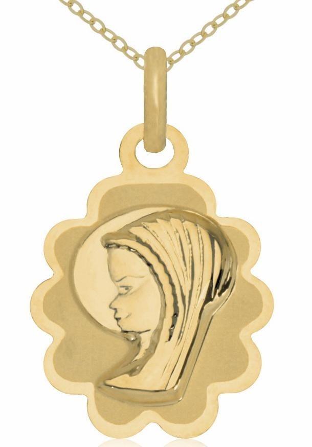 Firetti Goldkette in Gelbgold 333