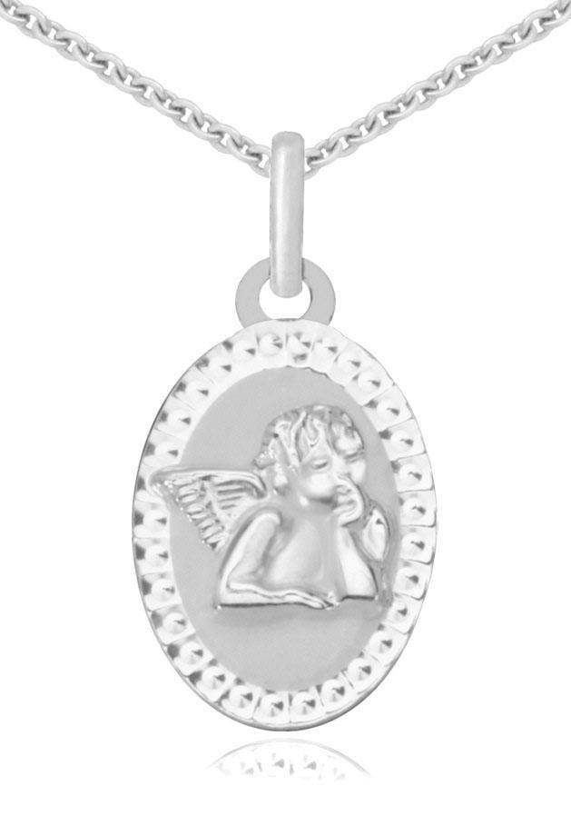 Firetti Kette mit Anhänger »Schutzengel« in Silber 925
