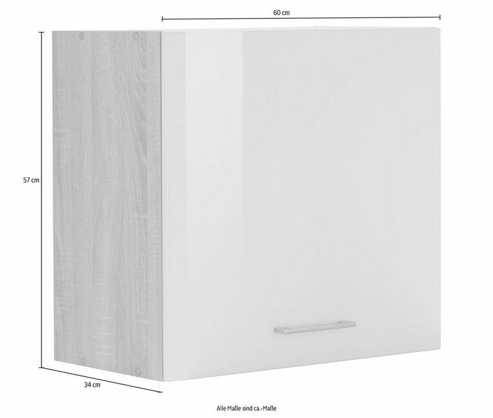 Held Möbel Hängeschrank »Graz«, Breite 60 cm in weiß