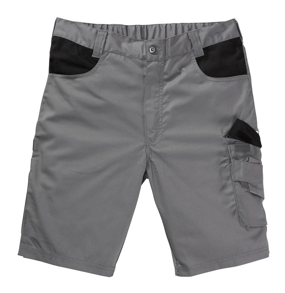 Shorts »Extreme« in grau/schwarz