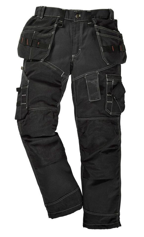 Arbeitshose »X1500« in schwarz