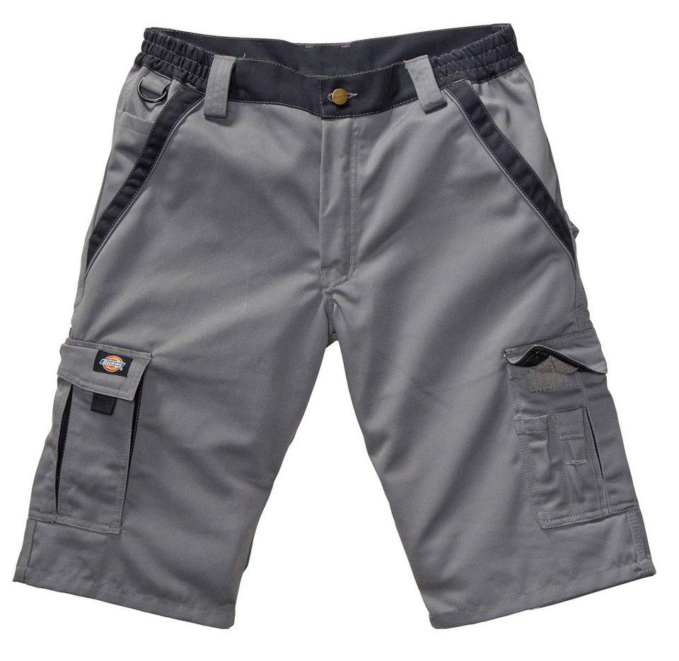 Shorts »Industry 300« in grau/schwarz