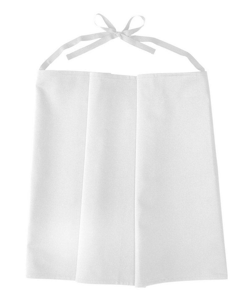 Schürze »Kochschürze« in weiß
