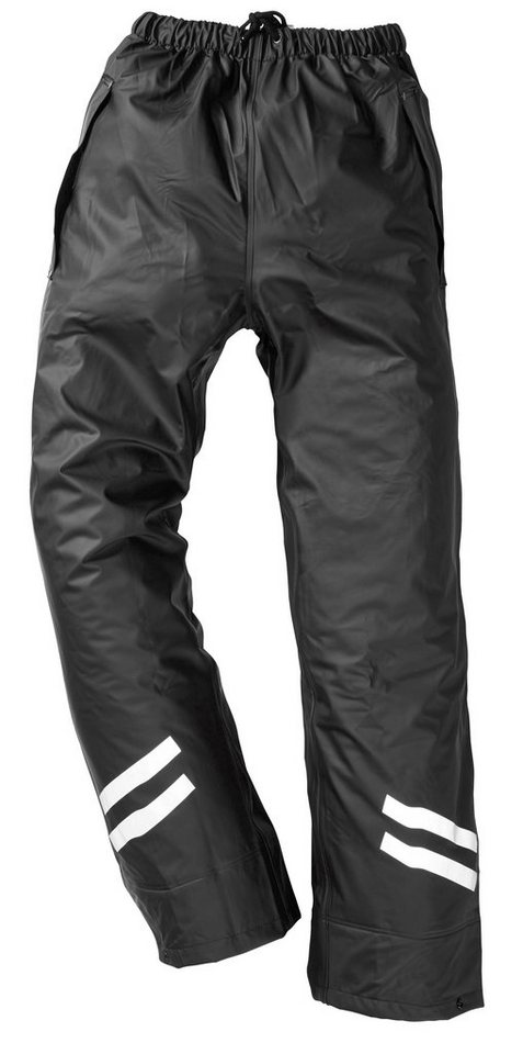 Regenhose »1301« in schwarz
