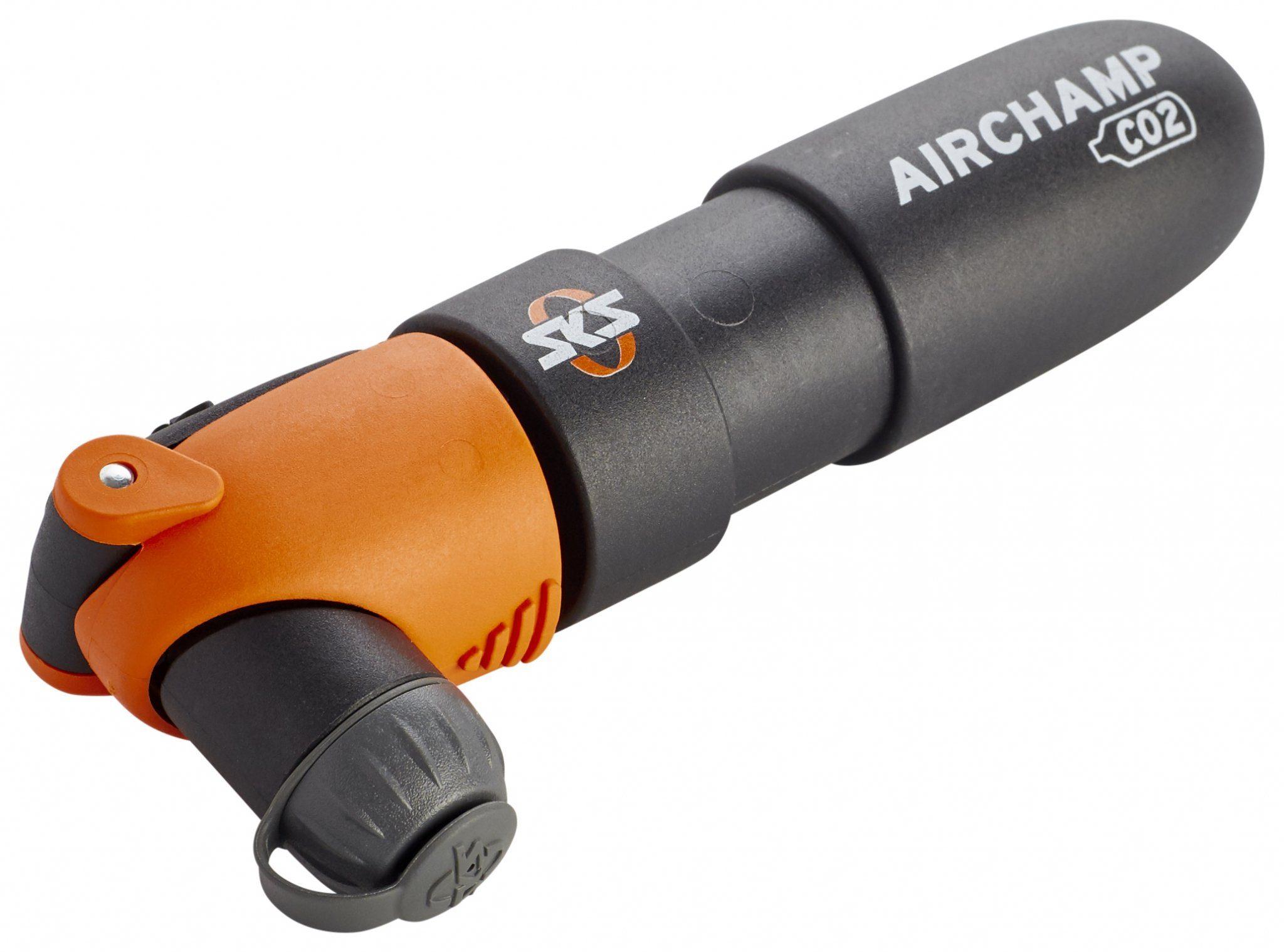 SKS Fahrradpumpe »Airchamp CO2 Minipumpe«