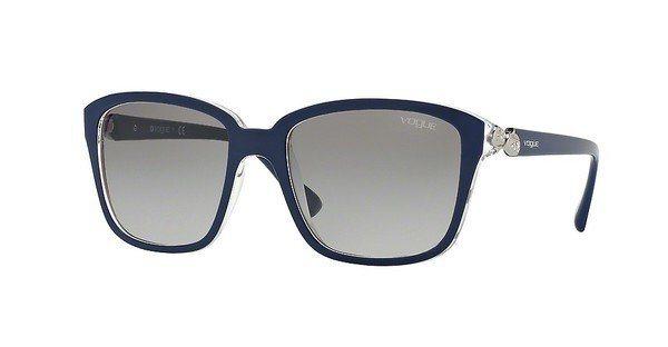 Vogue Damen Sonnenbrille » VO5093SB« in 246611 - blau/grau
