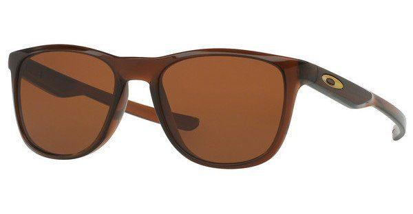 Oakley Herren Sonnenbrille »Trillbe X OO9340«, rot, 934010 - rot/rot