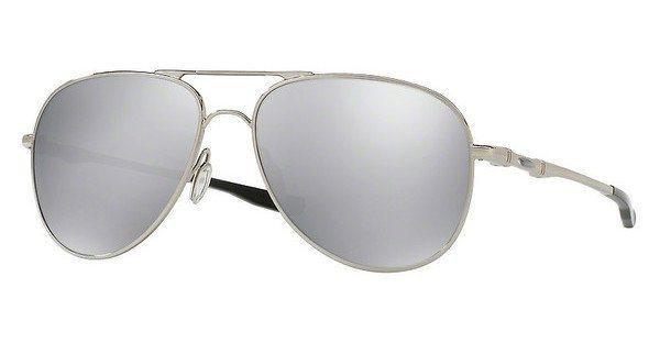 Oakley Sonnenbrille »Elmont M & L OO4119« in 411908 - grau/silber