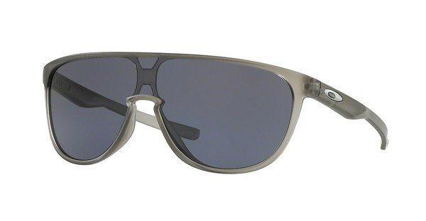 Oakley Herren Sonnenbrille »Trillbe OO9318« in 931801 - grau/grau