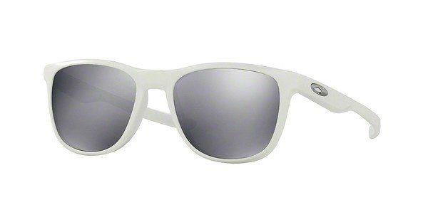 Oakley Herren Sonnenbrille »Trillbe X OO9340« in 934008 - weiß/grau