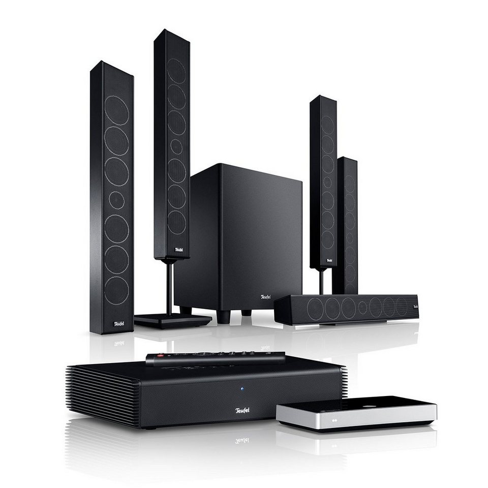 teufel heimkino lautsprecher varion complete streaming 5. Black Bedroom Furniture Sets. Home Design Ideas