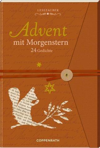 Broschiertes Buch »Advent mit Morgenstern Briefbuch«