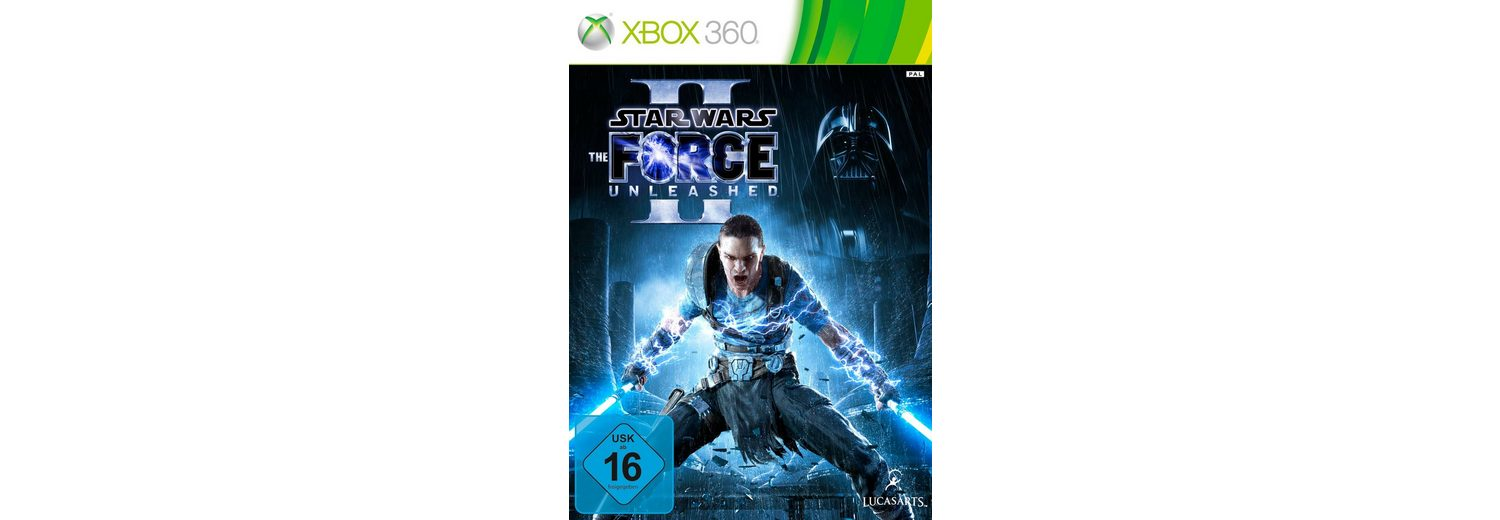 DISNEY Software Pyramide - Xbox 360 Spiel »Star Wars: The Force Unleashed 2«