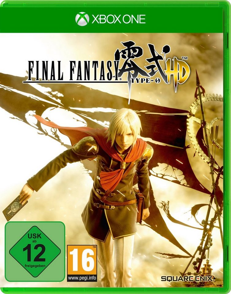 Koch Media Software Pyramide - Xbox One Spiel »Final Fantasy: Type-0«