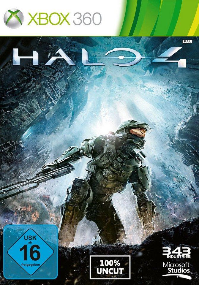 Microsoft Software Pyramide - Xbox 360 Spiel »Halo 4«