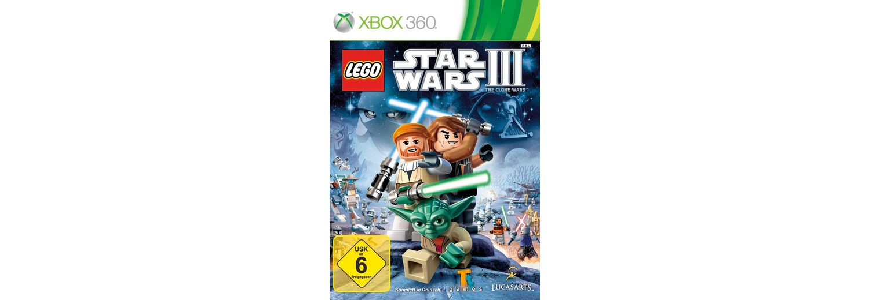 DISNEY Software Pyramide - Xbox 360 Spiel »LEGO Star Wars 3: The Clone Wars«