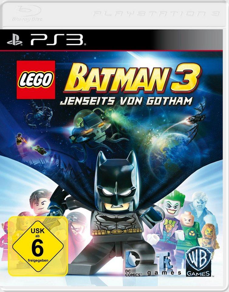 Warner Games Software Pyramide - Playstation 3 Spiel »LEGO Batman 3«