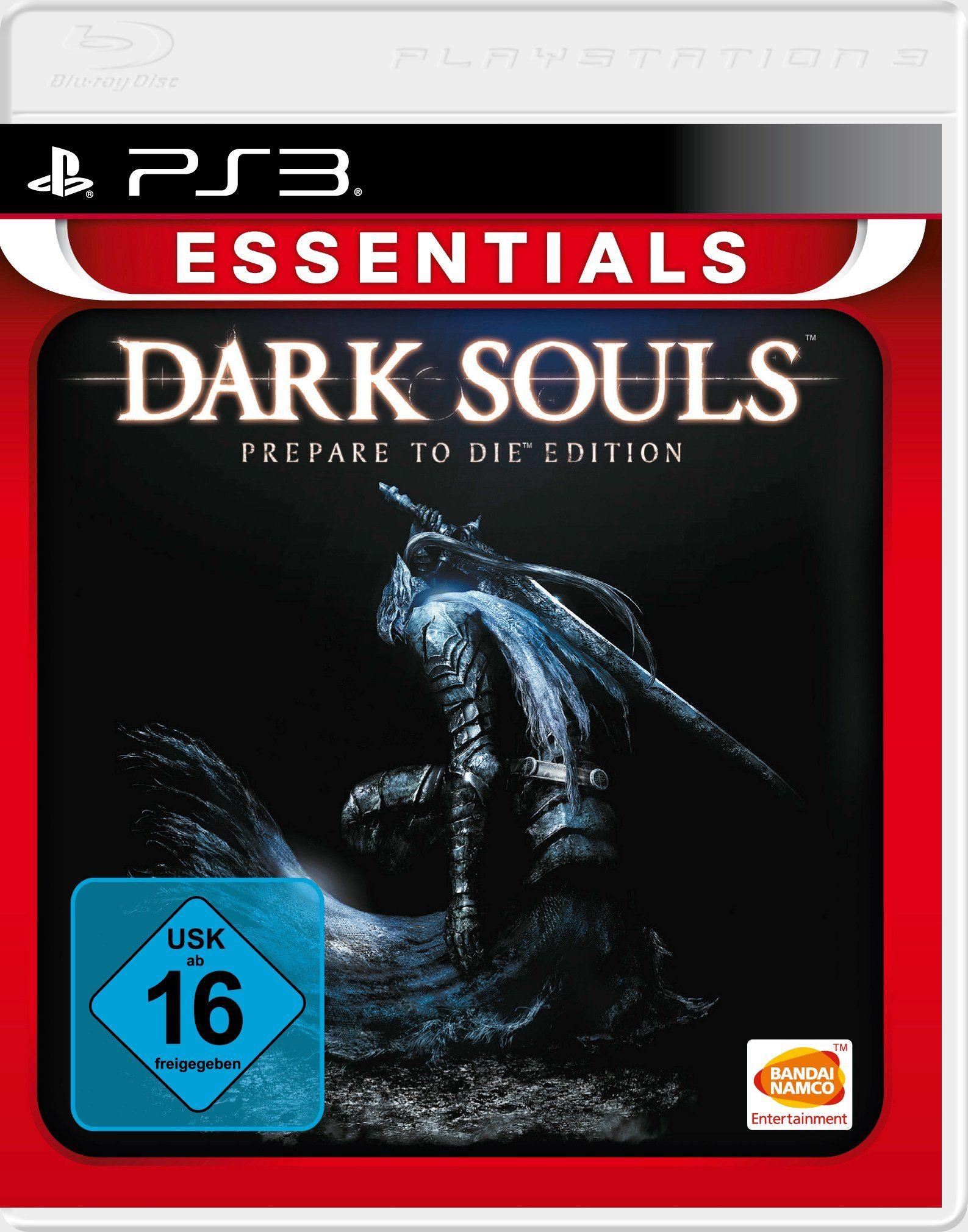 BANDAI NAMCO Software Pyramide - Playstation 3 Spiel »Dark Souls: Prepare to Die«