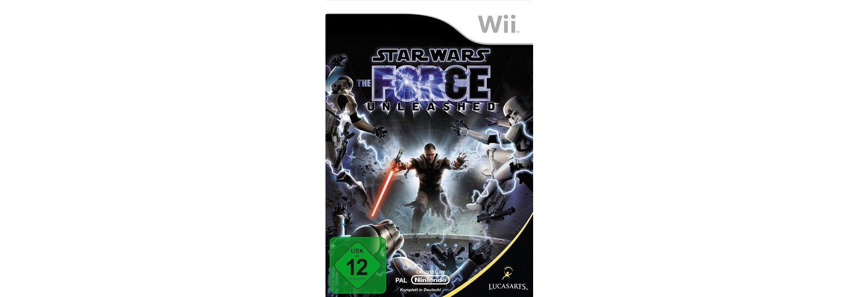 DISNEY Software Pyramide - Nintendo Wii Spiel »Star Wars: The Force Unleashed«
