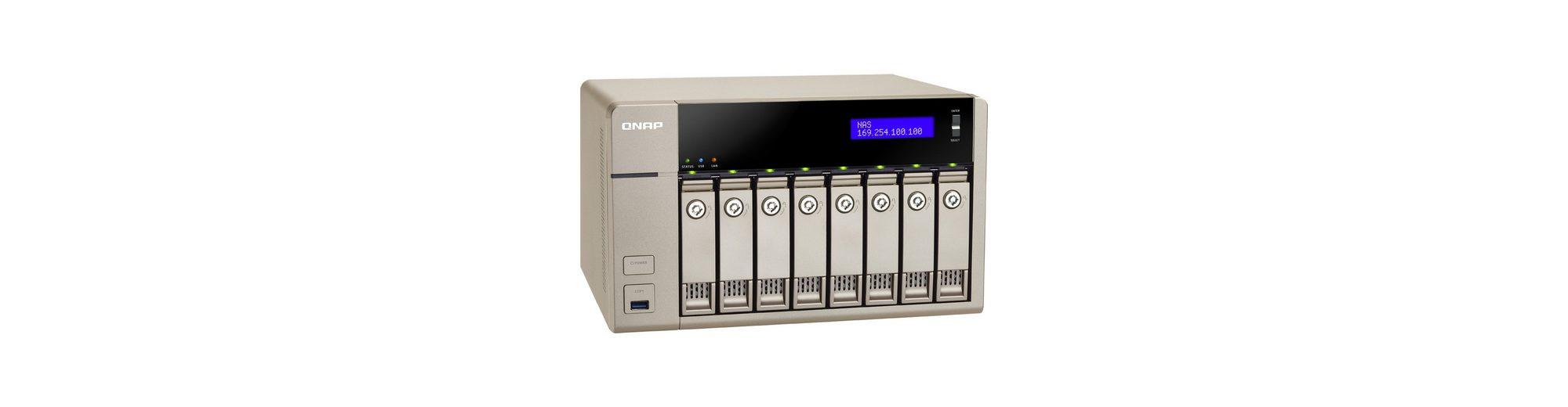 QNAP NAS »TVS-863«