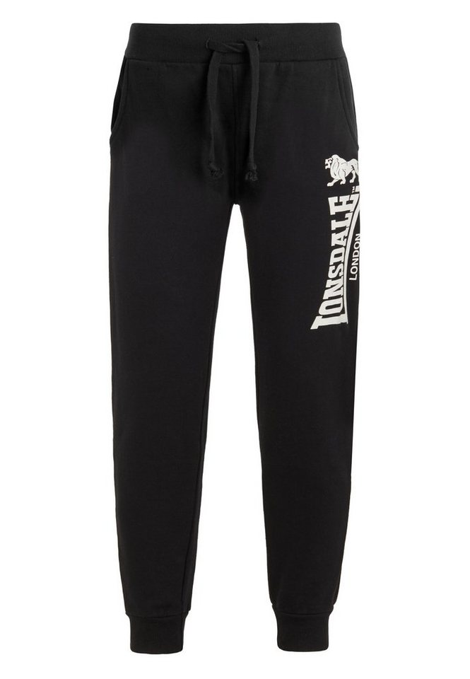 Lonsdale Sporthose »THURSO« in Black