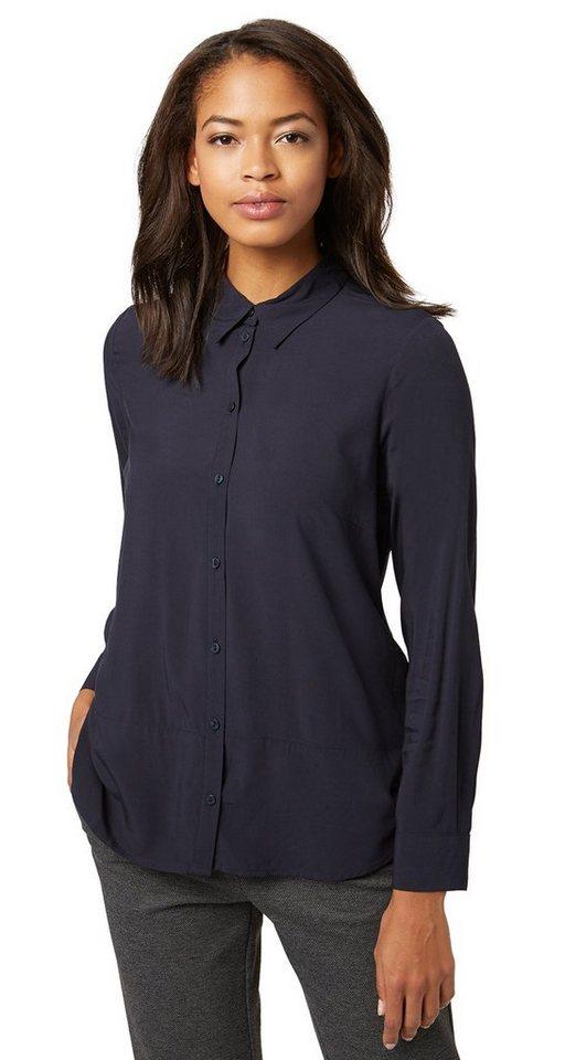 tom tailor bluse schlichte bluse online kaufen otto. Black Bedroom Furniture Sets. Home Design Ideas