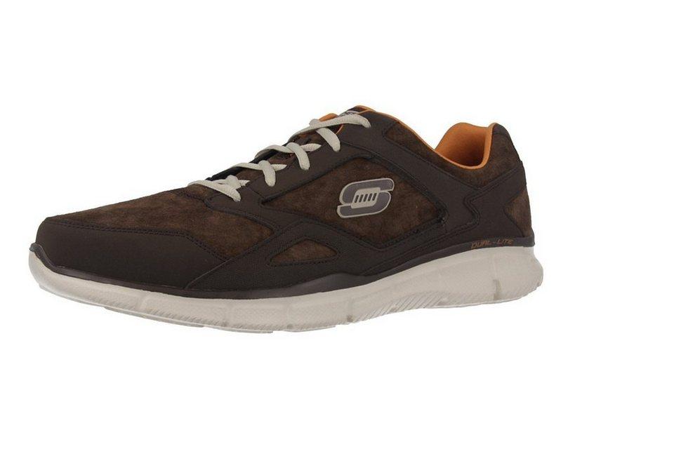 Skechers Sneaker in Braun