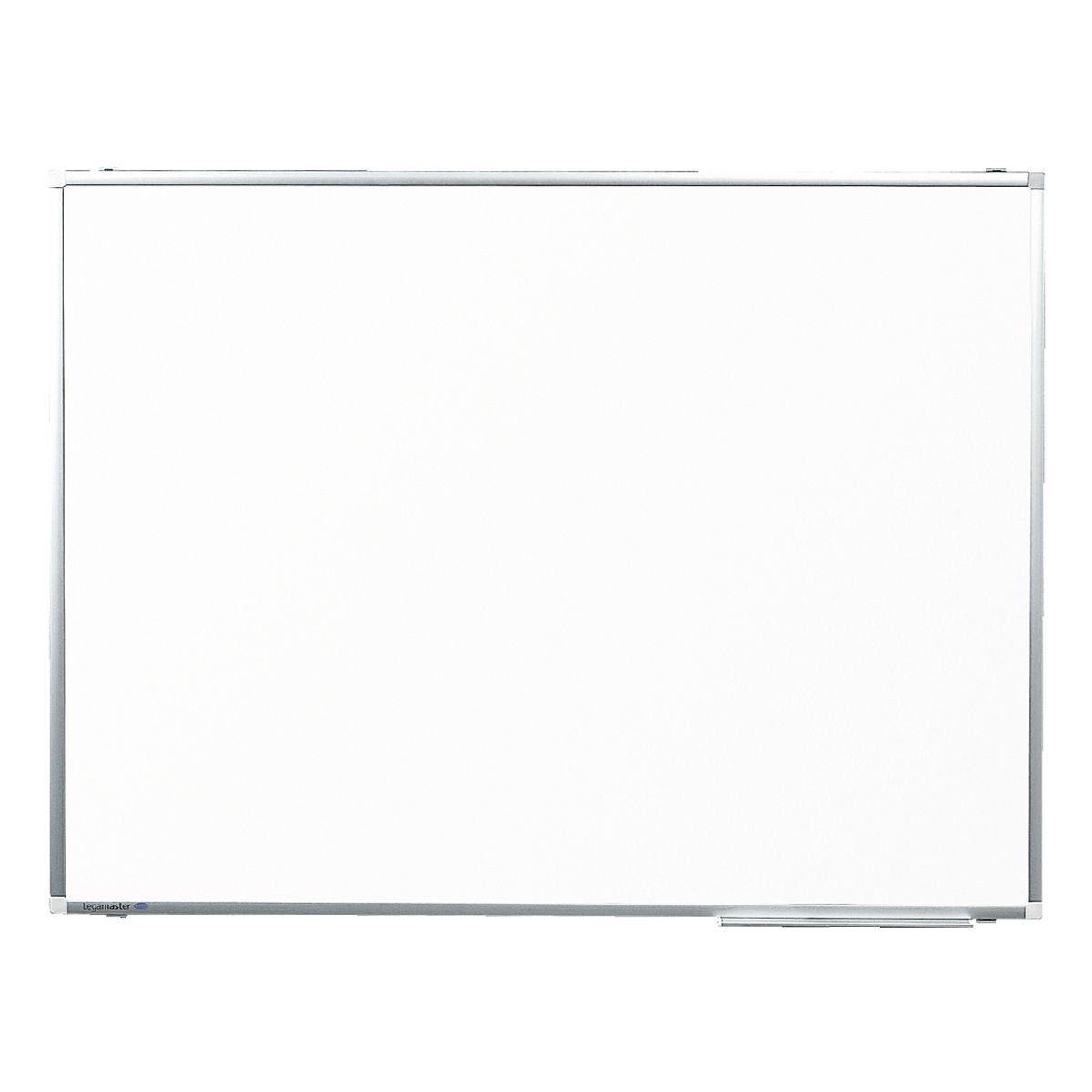 LEGAMASTER Whiteboard 7-P101054 emailliert, 120 x 90 cm