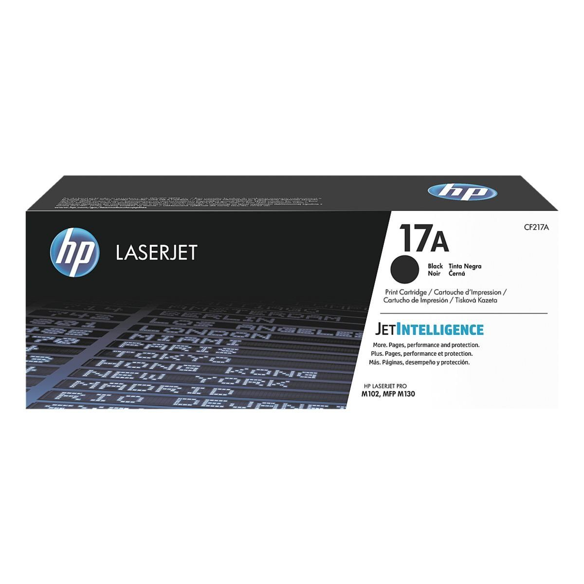 HP Druckkassette »HP CF217A«