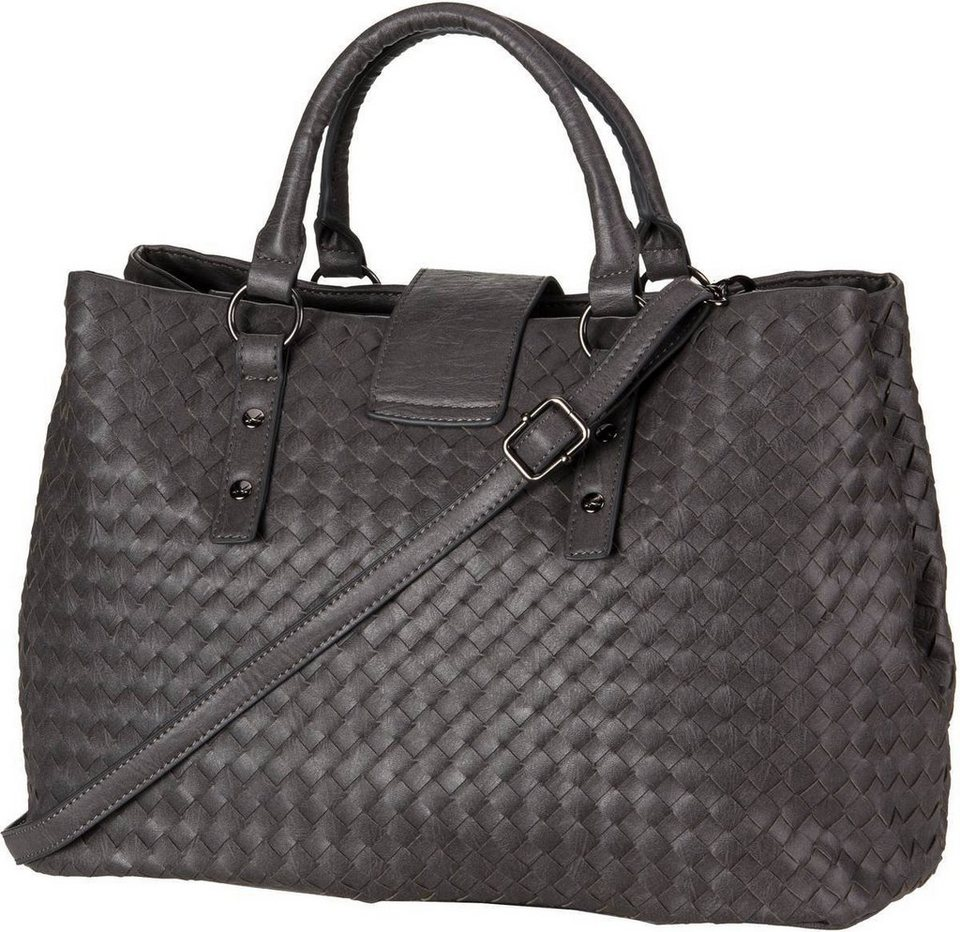 Sansibar Herakles 1093 Zip Bag in Grey
