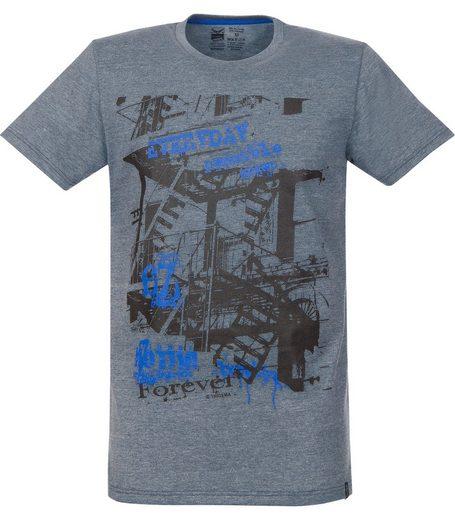 TRIGEMA T-Shirt 100% Baumwolle
