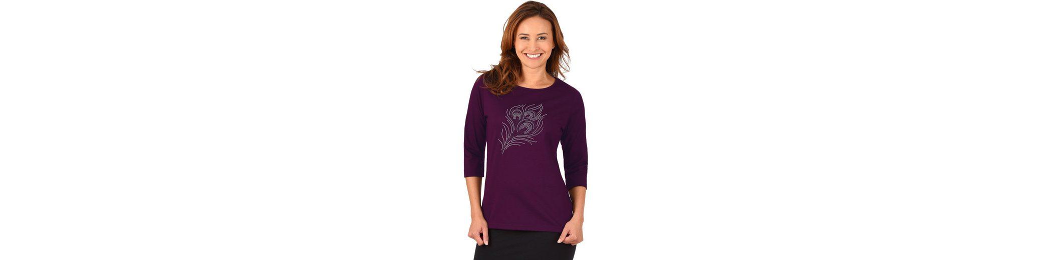 Billig Verkaufen Gefälschte Erschwinglicher Verkauf Online TRIGEMA Shirt Pfau Modestil Authentisch Websites Online-Verkauf jVOwhx