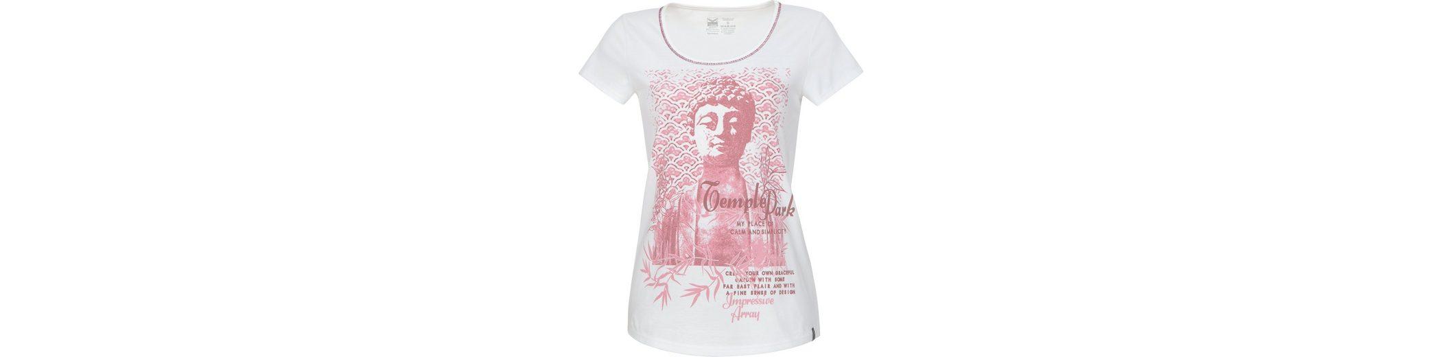 TRIGEMA T-Shirt Buddha Billig Neueste Verkauf Exklusiv Professionel 2018 Unisex Verkauf Online Auslasszwischenraum EF5kdlvJ
