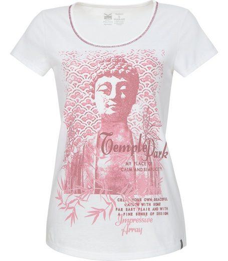 TRIGEMA T-Shirt Buddha