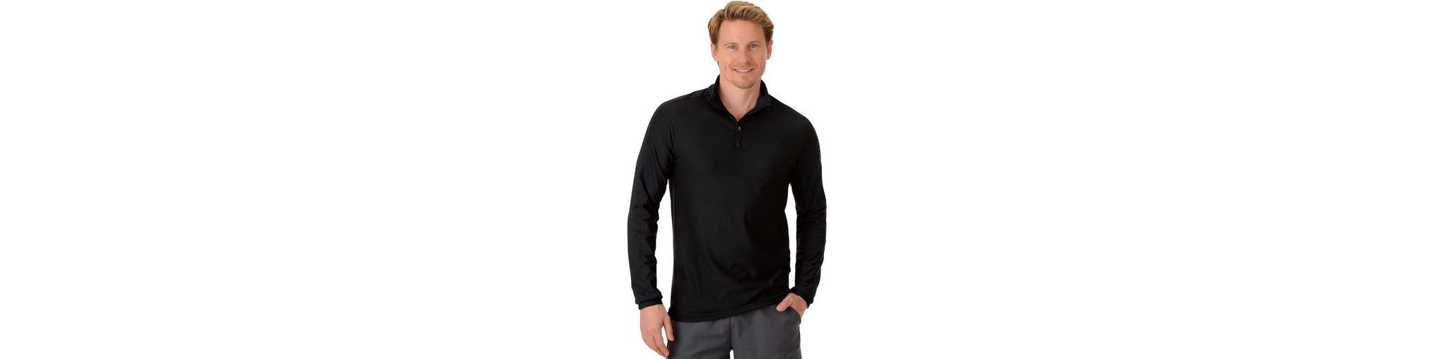 Verkauf Authentisch TRIGEMA Langarm Sportshirt Billig GbI65C