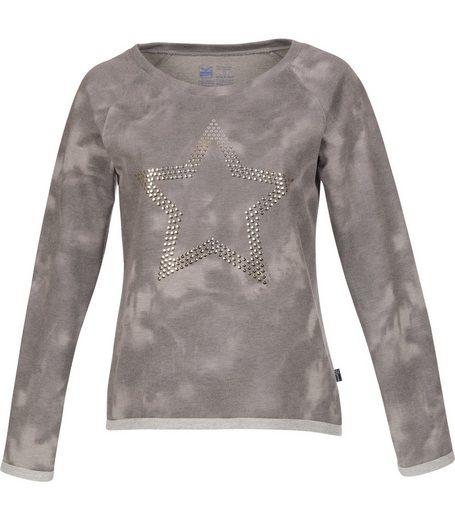 Trigema Sweater With Star