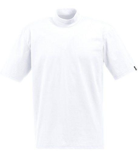 TRIGEMA T-Shirt mit Stehkragen
