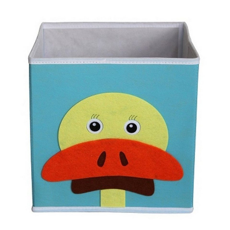 HTI-Line Aufbewahrungsbox für Kinder in Hellblau