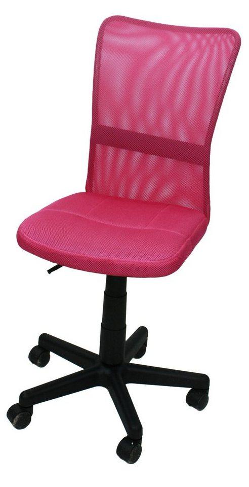 HTI-Line Drehstuhl »Fancy« in Pink