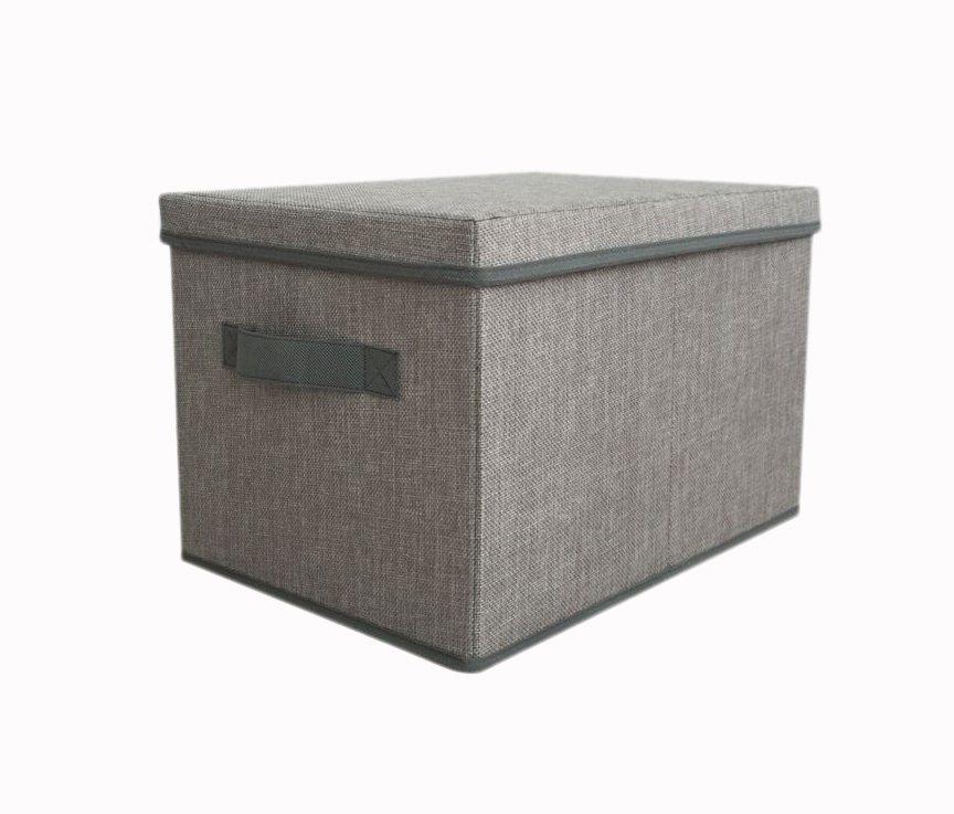hti line aufbewahrungsbox mit deckel paloma otto. Black Bedroom Furniture Sets. Home Design Ideas